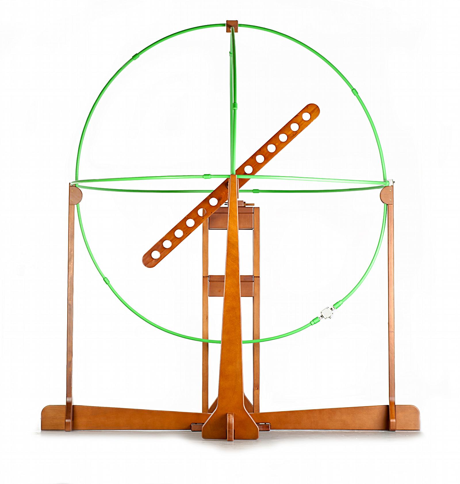 AFJ Instruments - Van Veen Loop-Antenne - Leitungsgebundene